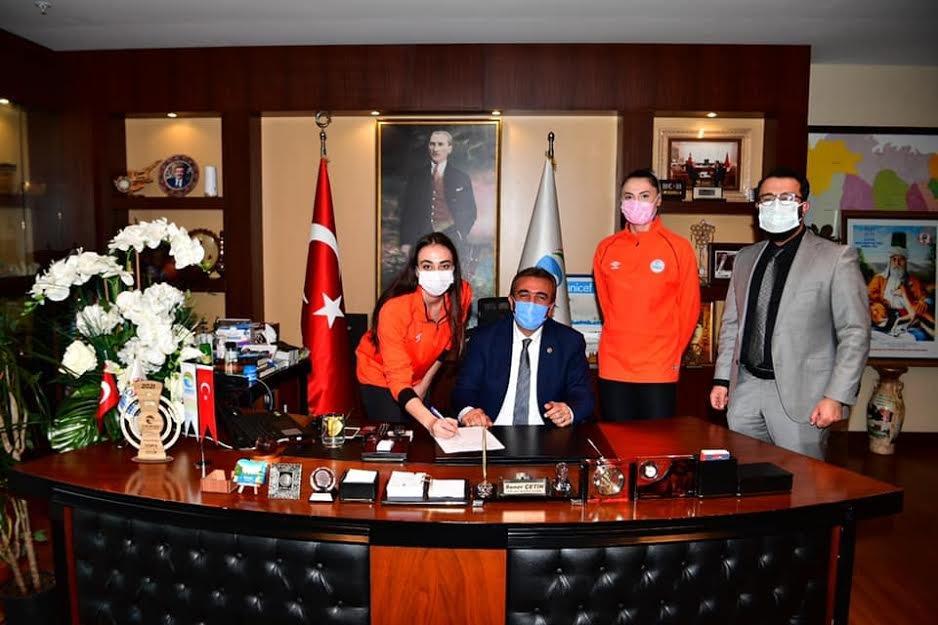 Çukurova Belediyesi SK kadrosunu güçlendirdi