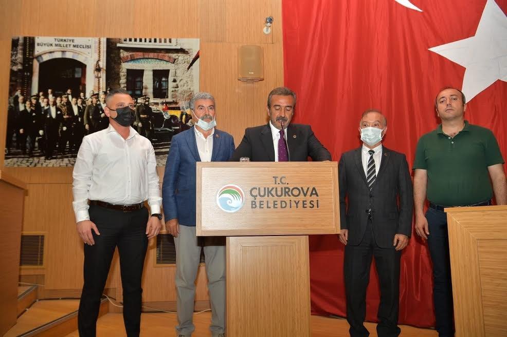 Çukurova Meclisi İsrail'i kınadı